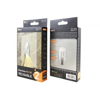 Digidock Seamless Hook Reusable 10cm