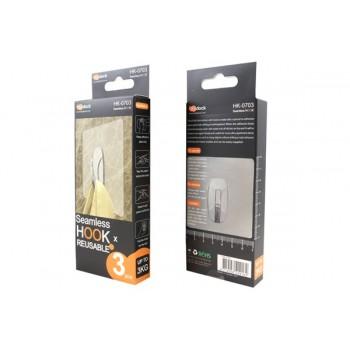 Digidock Seamless Hook Reusable 7cm