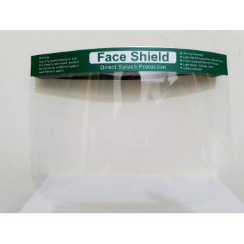 Face Shield Direct Splash...