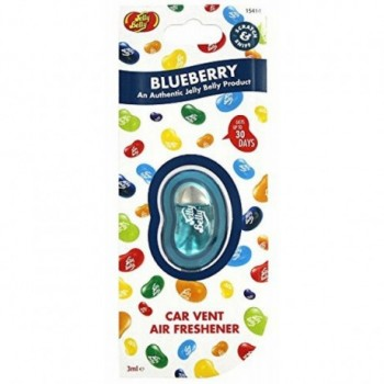 Jelly Belly Vent Air Freshener- Blueberry
