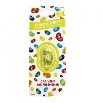 Jelly Belly Car Vent Air Fresh - Lemon Drop
