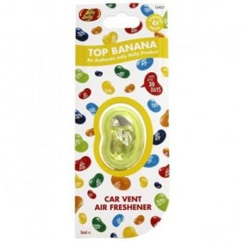 Jelly Belly Car Vent Air Fresh - Top Banana