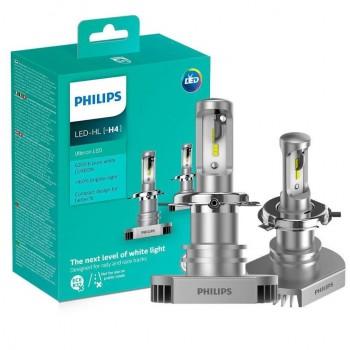 Philips LED H4 6200K 1 SET