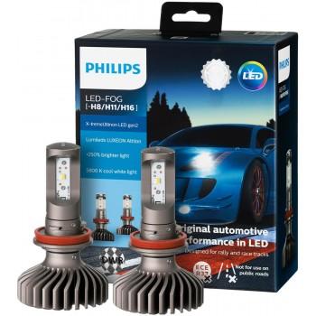 Philips LED H8/H11/H16...