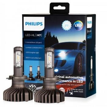 Philips LED H7 5800K 1Pair