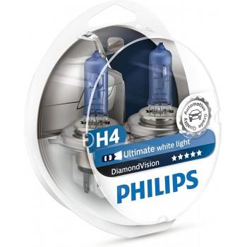 Philips Diamond Vision H4...