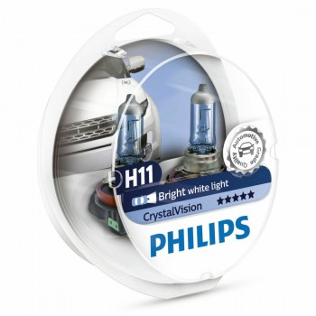 Philips Crystal Vision H11...