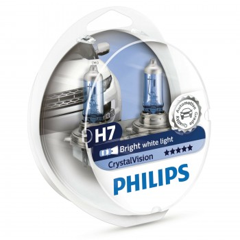 Philips Crystal Vision H7...