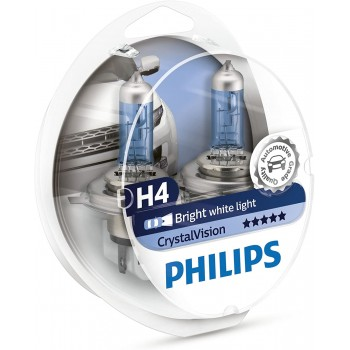 Philips Crystal Vision H4...