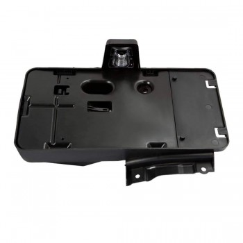 Jeep ABS Plate Holder With...