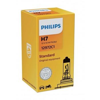 Philips Halogen H7 55W 12V 1PC