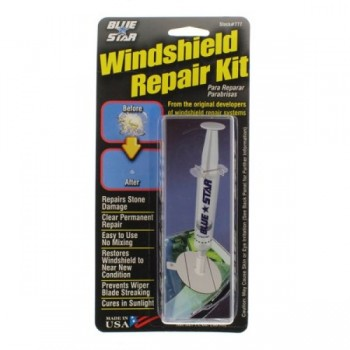 Blue Star Windshield Repair...
