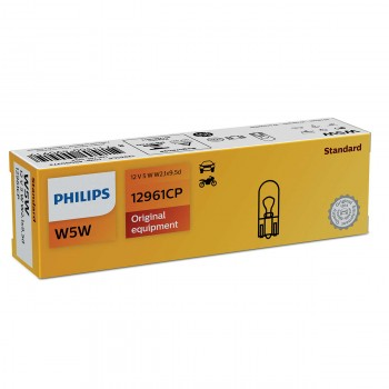 Philips Bulb W5W 5w 12v...