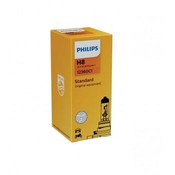 Philips Halogen H8 35W 12V 1PC