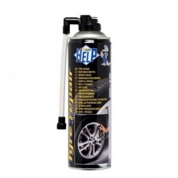 Super Help Tyre Inflator 500ml