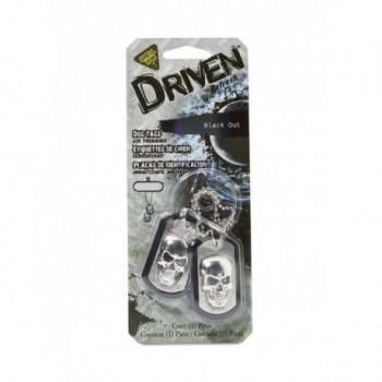 Driven Dog Tag Air freshener