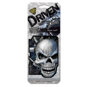 Driven Scented Paper Black Out