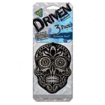 Driven Paper Titanium Rain fragrance Sugar Skull