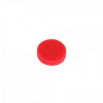 "1.2"" FOAM PAD RED 10PC-PK"