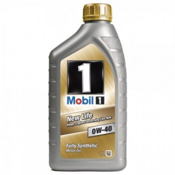 Mobil 1 Engine Oil  0w - 40...
