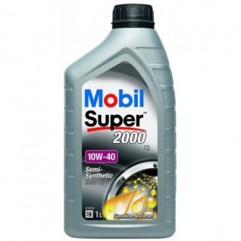 Mobil 1 Engine Oil 10w-40...
