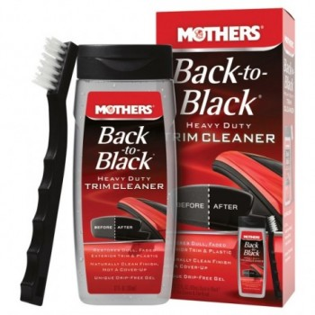 Mothers Back To Black Heavy...