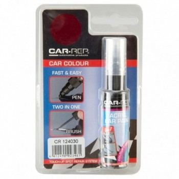 Car Rep Touch Up 124030 Red...