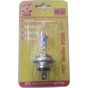 STC-H4 12 volt 100/80W P43T...