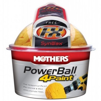 Mothers Powerball For Paint