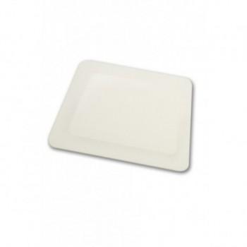 4 inches White Teflon Card